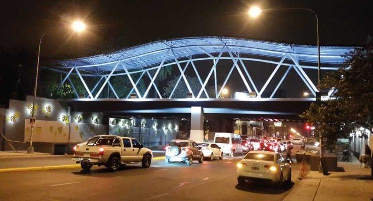 Puente Central Córdoba revalorización del sector