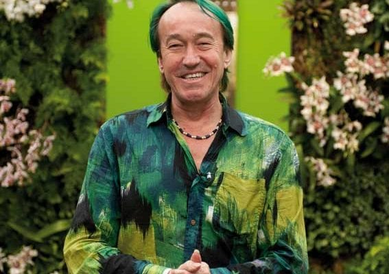 Patrick Blanc jardin vertical