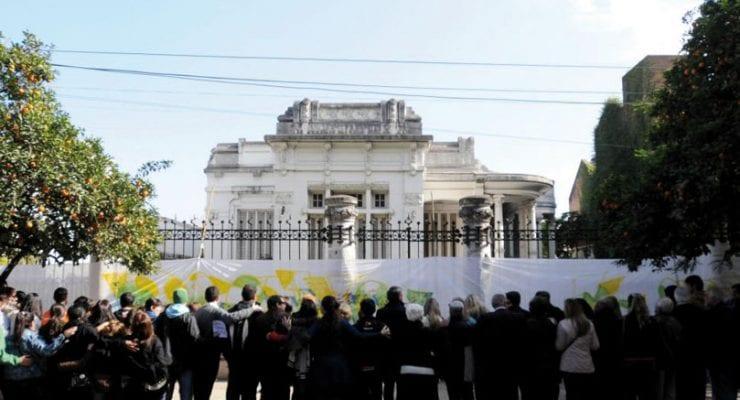 CASA SUCAR-LUCCI Tucumanos en defensa del patrimonio ciudadano
