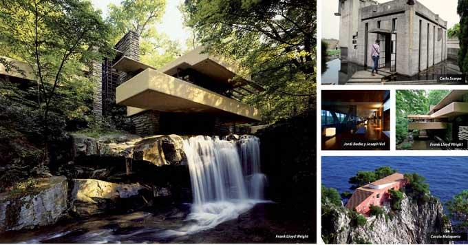 Agua en la arquitectura