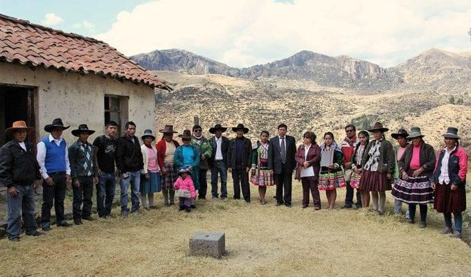 La casa de Túpac Amaru es declarada Patrimonio Cultural de Perú