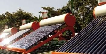 Crece la instalación de calefones solares en Argentina