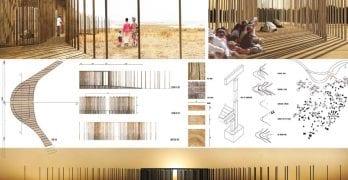 KAIRA LOORO Concurso Internacional Arquitectura sagrada para Senegal
