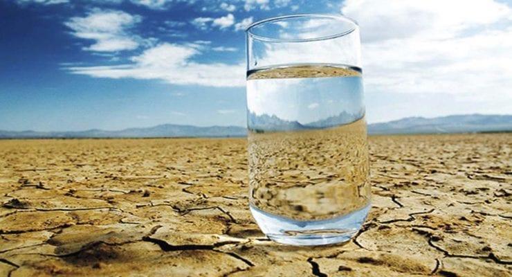 Una máquina que crea agua en el desierto