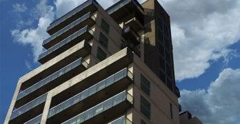 Edificio Miraggio / Locales comerciales y departamentos en Zona Sur, para el buen vivir urbano