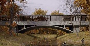 La casa del puente. Una impactante obra arquitectónica marplatense reconocida a nivel mundial