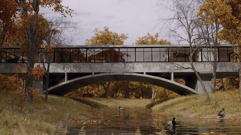 La casa del puente una impactante obra arquitect nica marplatense reconocida a nivel mundial ayc - La casa del puente regules ...