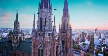 Catedral de La Plata, la más grande de Sudamérica