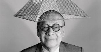 Murió a los 102 años el arquitecto Ieoh Ming Pei. Autor de grandes obras como la pirámide del Museo del Louvre en París o el Banco de China en Hong Kong