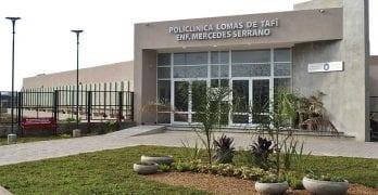 """Policlínica de Lomas de Tafí """"Mercedes Serrano"""""""