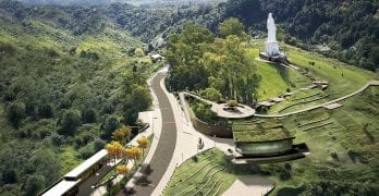 El nuevo CRISTO BENDICENTE de San Javier – Tucumán