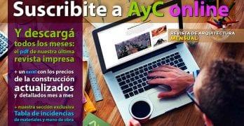 Descubrí los beneficios de suscribirte a nuestra revista online / Arquitectura y Construcción