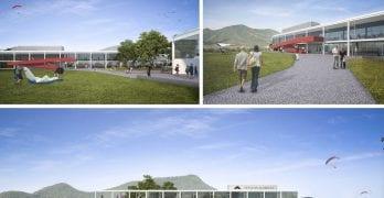 Así quedará la nueva estación del Teleférico en Salta