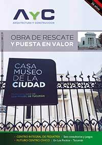 tapa ayc revista arquitectura 390