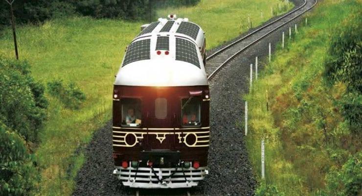 primer tren solar de América Latina