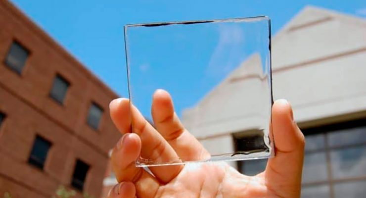 Paneles solares transparentes, ventanas que dan energía