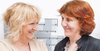 Arquitectas irlandesas ganadoras del premio Pritzker -el Nobel de la arquitectura-