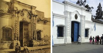 LA CASA HISTÓRICA DE LA INDEPENDENCIA Arquitectura de una casa emblemática