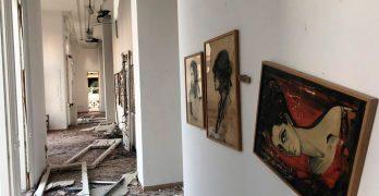Explosión en Beirut Museos y galerías de arte reportan daños