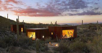 Diez casas en el desierto por las que renunciaríamos a la ciudad sin dudarlo