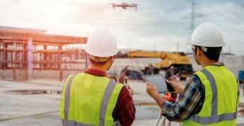DRONES PARA LA CONSTRUCCIÓN como soporte de procesos BIM