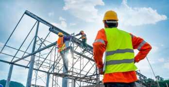 Crece la construcción en todo el país