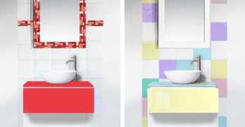 Soluciones decorativas integrales para baños