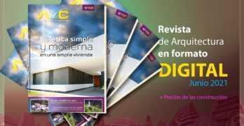 Ya salió nuestra Revista digital AyC Junio 2021 + precios de la construcción