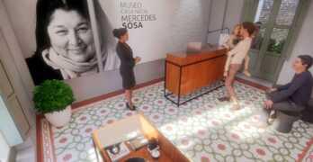 Casa Museo Mercedes Sosa