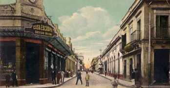Historia de las veredas tucumanas
