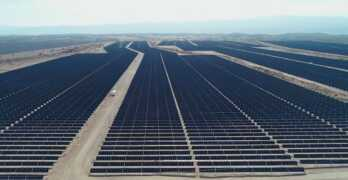 Inauguraron la planta solar más grande de San Juan